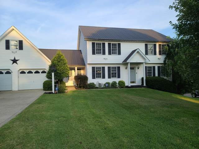 4011 Madira Drive, Somerset, KY 42503 (MLS #20118247) :: Better Homes and Garden Cypress