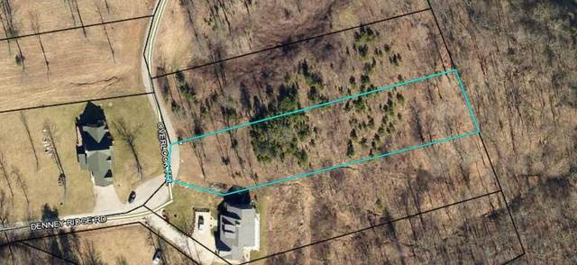 118 Cumberland Shores, Monticello, KY 42633 (MLS #20118273) :: The Lane Team