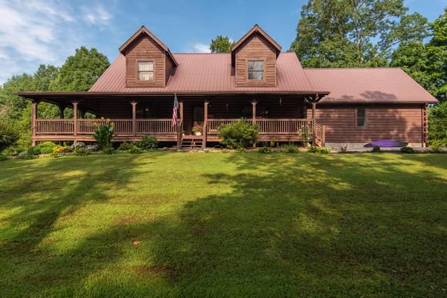 155 Zoe Church Loop, Beattyville, KY 41311 (MLS #20118498) :: Vanessa Vale Team