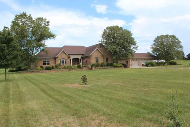 155 Hudson Road, Harrodsburg, KY 40330 (MLS #20118563) :: Better Homes and Garden Cypress