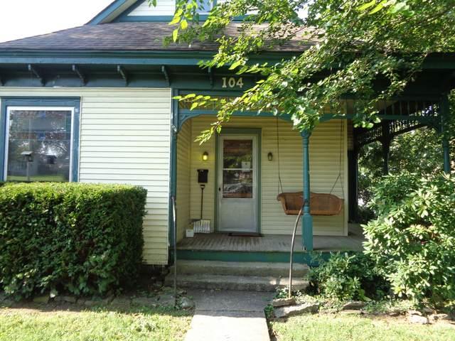 104 Lake Street, Nicholasville, KY 40356 (MLS #20118650) :: Better Homes and Garden Cypress