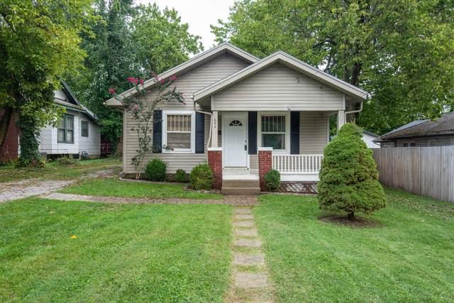 654 E Loudon Avenue, Lexington, KY 40505 (MLS #20118680) :: Better Homes and Garden Cypress