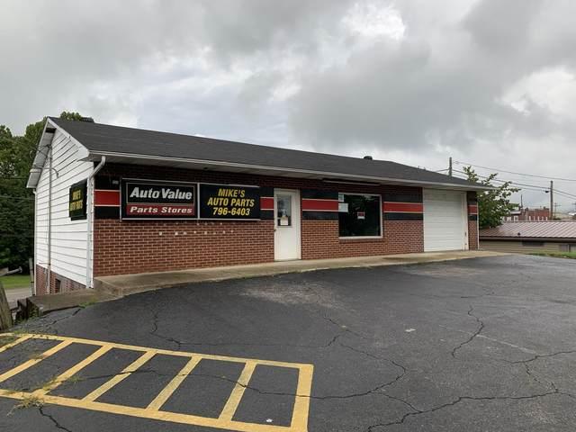 31 E Ky 8 Highway, Vanceburg, KY 41179 (MLS #20118774) :: Nick Ratliff Realty Team