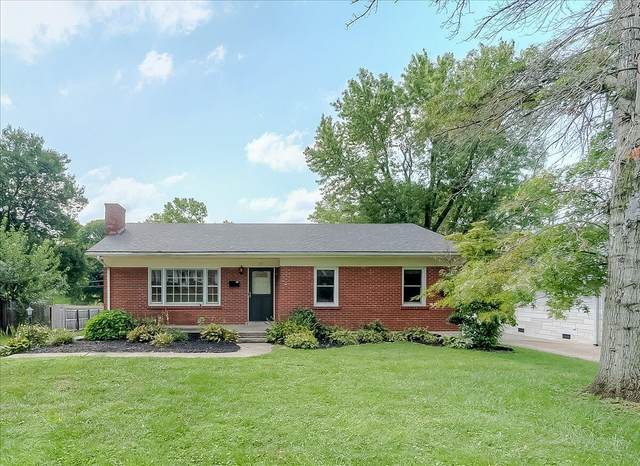 201 Spruce Drive, Frankfort, KY 40601 (MLS #20118873) :: The Lane Team
