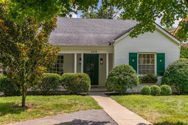 369 Colony Boulevard, Lexington, KY 40502 (MLS #20118888) :: Better Homes and Garden Cypress