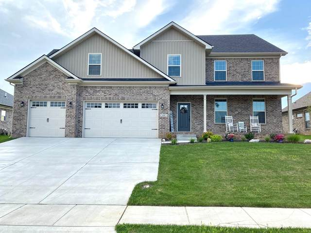 108 Loose Leaf Court, Nicholasville, KY 40356 (MLS #20119059) :: Better Homes and Garden Cypress