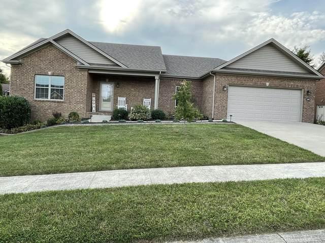 159 Castlewood Drive, Richmond, KY 40475 (MLS #20119155) :: The Lane Team