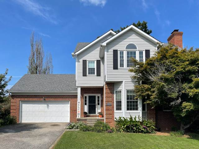 1009 Silver Lake Boulevard, Frankfort, KY 40601 (MLS #20119206) :: Better Homes and Garden Cypress