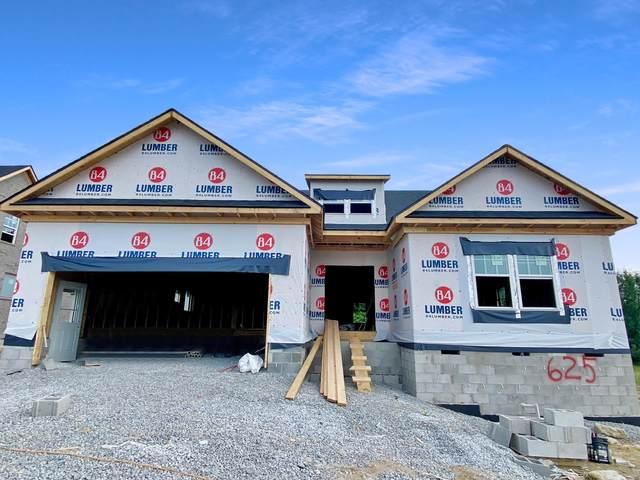 625 Fourwinds Drive, Richmond, KY 40475 (MLS #20119347) :: Better Homes and Garden Cypress