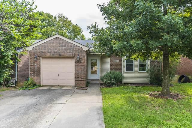 4332 Cobblestone Knoll Drive, Lexington, KY 40515 (MLS #20119485) :: The Lane Team