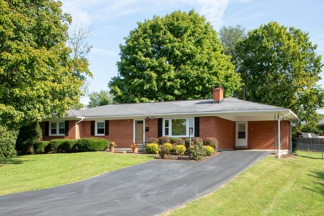 505 Mohegan Trail, Frankfort, KY 40601 (MLS #20119496) :: Better Homes and Garden Cypress