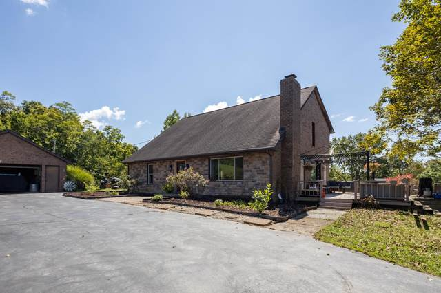 1601 Sheley Woods Road, Nicholasville, KY 40356 (MLS #20119580) :: Better Homes and Garden Cypress