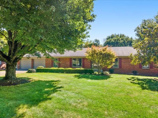 125 Lone Oak Drive, Nicholasville, KY 40356 (MLS #20119680) :: Robin Jones Group
