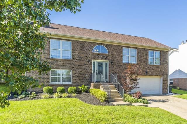 624 John Sutherland Drive, Nicholasville, KY 40356 (MLS #20119730) :: Better Homes and Garden Cypress