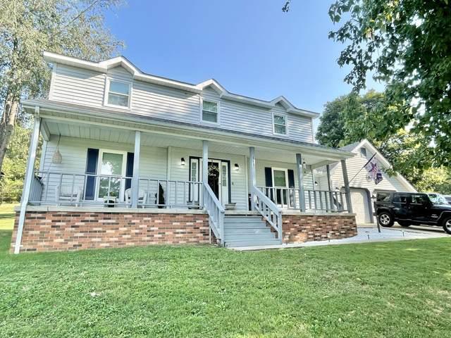 111 Wildcat Drive, Somerset, KY 42501 (MLS #20119901) :: Better Homes and Garden Cypress