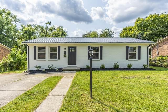 616 Wagonwheel Road, Richmond, KY 40475 (MLS #20120143) :: Better Homes and Garden Cypress