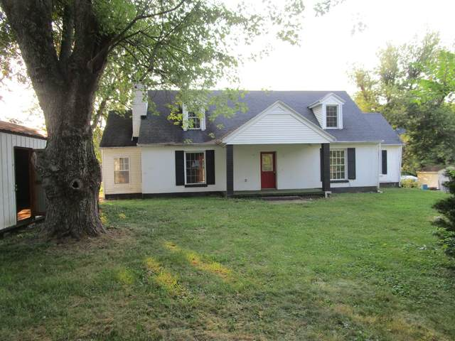978 Shakertown Road, Harrodsburg, KY 40330 (MLS #20120275) :: Nick Ratliff Realty Team