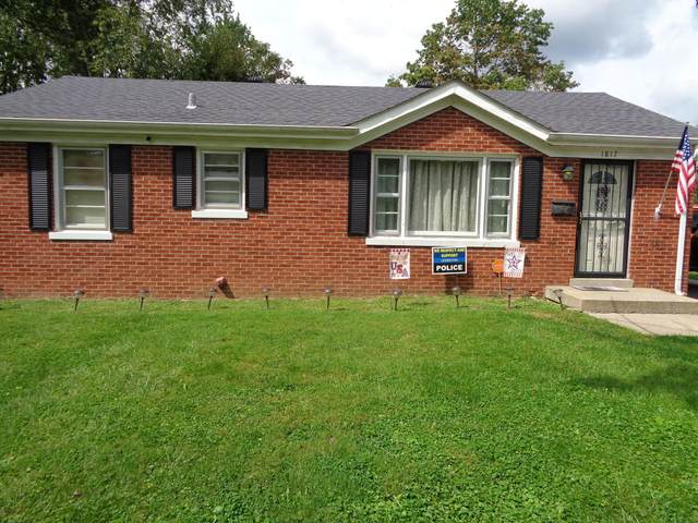 1817 Yorktown Road, Lexington, KY 40504 (MLS #20120289) :: Better Homes and Garden Cypress