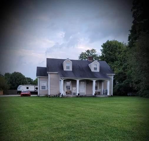 1403 Louisiville Road, Frankfort, KY 40601 (MLS #20120299) :: Better Homes and Garden Cypress