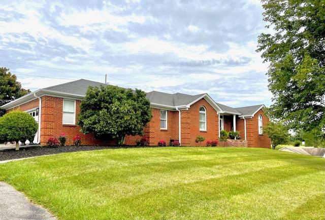 109 Deer Creek Drive, Richmond, KY 40475 (MLS #20120304) :: Better Homes and Garden Cypress
