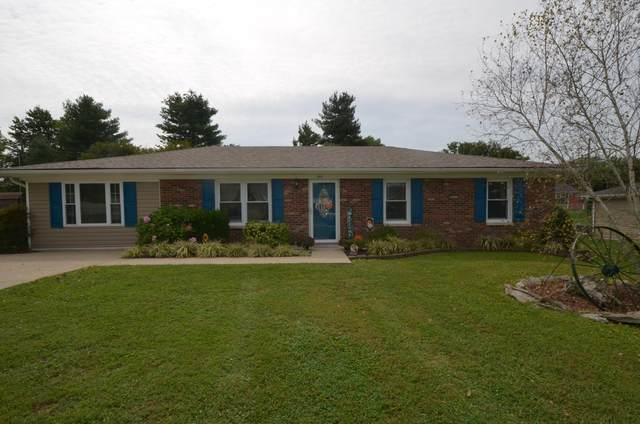 918 Sunset Drive, Harrodsburg, KY 40330 (MLS #20120334) :: Better Homes and Garden Cypress