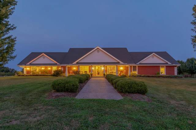 1330 Lebanon Road, Frankfort, KY 40601 (MLS #20120370) :: Better Homes and Garden Cypress