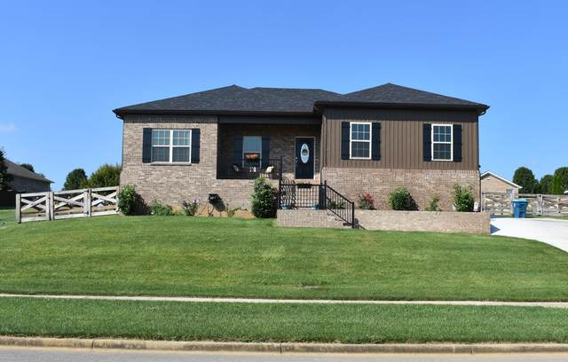 145 Ridge View Road, Danville, KY 40422 (MLS #20120567) :: Better Homes and Garden Cypress