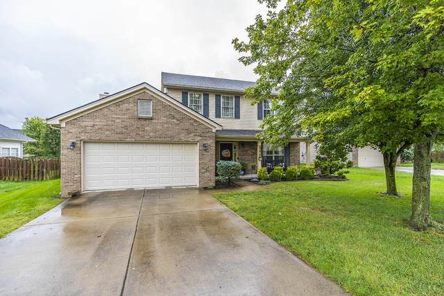 576 Thames Circle, Nicholasville, KY 40356 (MLS #20120632) :: Better Homes and Garden Cypress