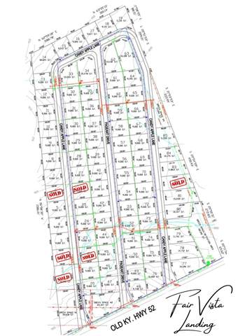 Lot  #72 Candy Apple Lane, Richmond, KY 40475 (MLS #20120663) :: Better Homes and Garden Cypress
