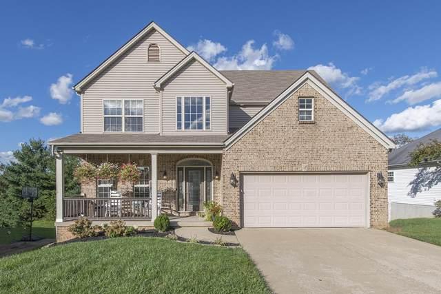 629 Ridge View Drive, Nicholasville, KY 40356 (MLS #20120692) :: Better Homes and Garden Cypress