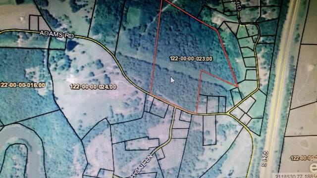 9999 Adams Road, Corbin, KY 40701 (MLS #20120696) :: Better Homes and Garden Cypress