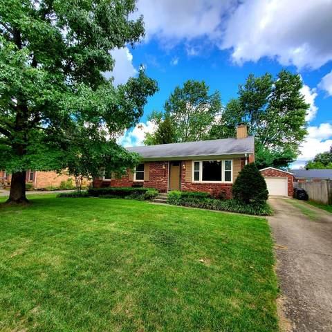 3917 Weber Way, Lexington, KY 40514 (MLS #20120704) :: Better Homes and Garden Cypress