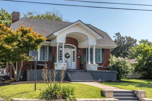 505 Linden Avenue, Harrodsburg, KY 40330 (MLS #20120706) :: Better Homes and Garden Cypress