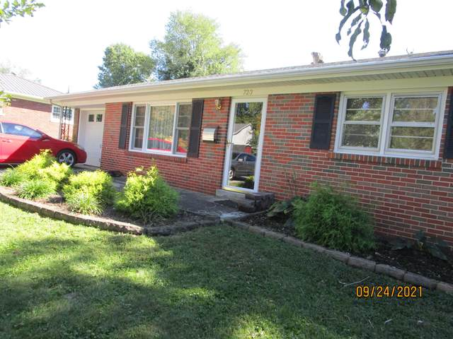 723 Timonthy Drive, Frankfort, KY 40601 (MLS #20120822) :: Vanessa Vale Team