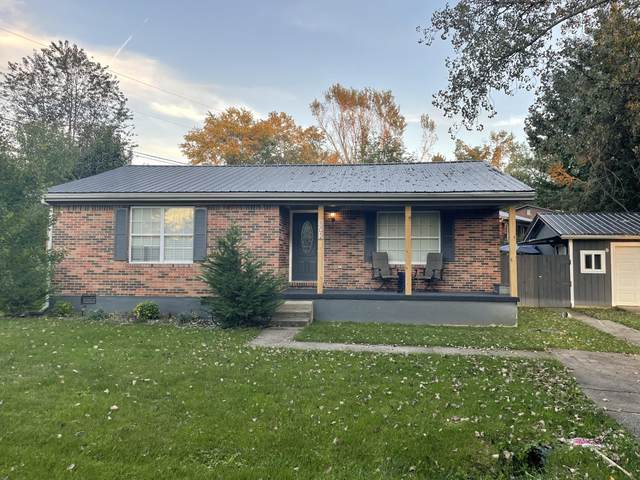 302 Daisey Road, Berea, KY 40403 (MLS #20120840) :: Better Homes and Garden Cypress