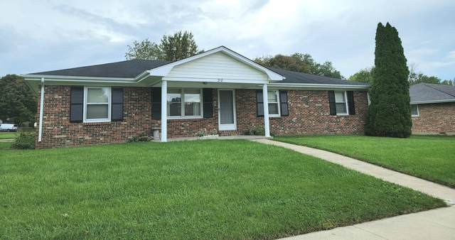 218 Kimberly Heights Drive, Nicholasville, KY 40356 (MLS #20121024) :: Better Homes and Garden Cypress