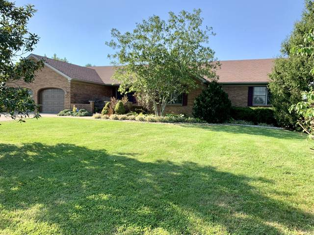 104 Whispering Hills Drive, Berea, KY 40403 (MLS #20121055) :: Better Homes and Garden Cypress