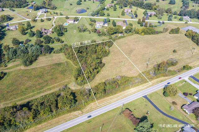 25 Hwy-7a Berea Road, Richmond, KY 40475 (MLS #20121258) :: Better Homes and Garden Cypress