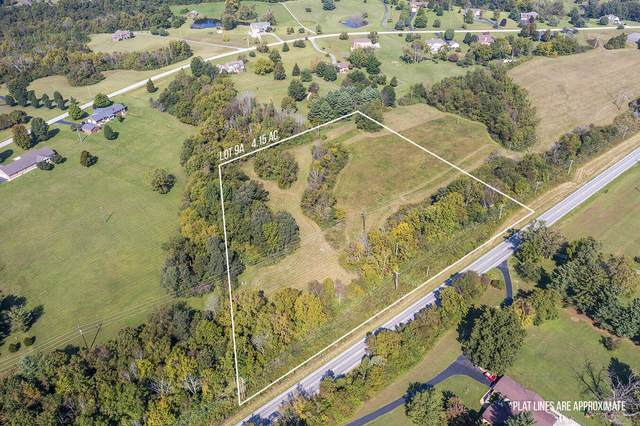 25 Hwy-LOT 9a Berea Road, Richmond, KY 40475 (MLS #20121260) :: Better Homes and Garden Cypress