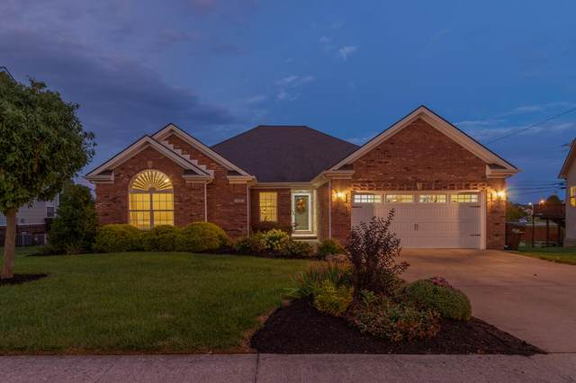 288 Bernie Trail, Nicholasville, KY 40356 (MLS #20121405) :: Better Homes and Garden Cypress