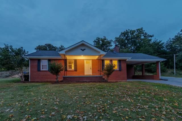 160 Trapp Goffs Corner Road, Winchester, KY 40391 (MLS #20121560) :: Vanessa Vale Team