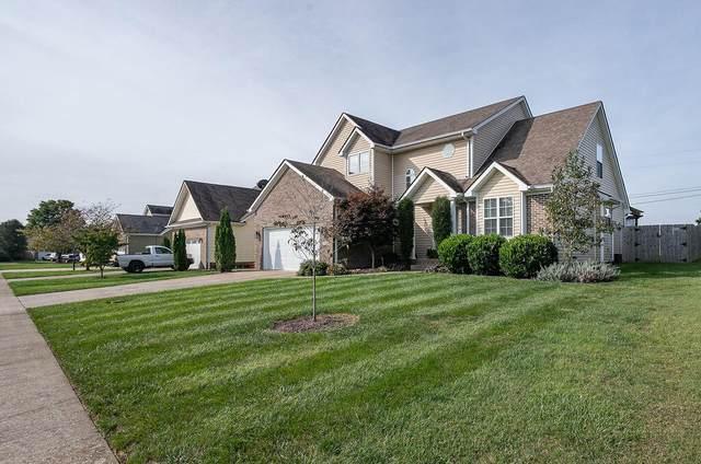 269 Bernie Trail, Nicholasville, KY 40356 (MLS #20121713) :: Better Homes and Garden Cypress