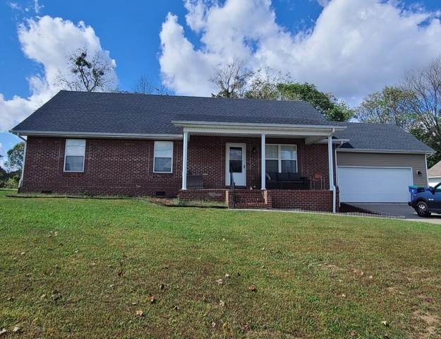 268 Estates Drive, Science Hill, KY 42553 (MLS #20122120) :: Robin Jones Group