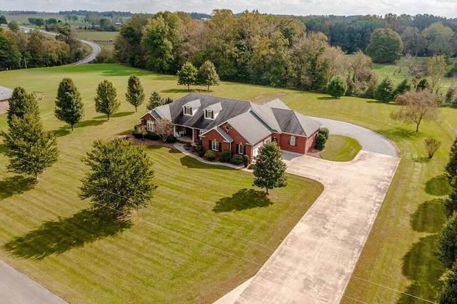 79 Butcher Estates Road, Russell Springs, KY 42642 (MLS #20122475) :: Vanessa Vale Team
