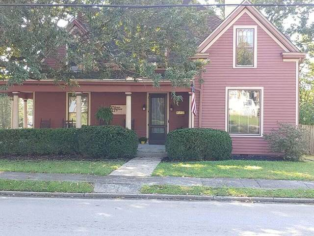228 Richmond Avenue, Nicholasville, KY 40356 (MLS #20122494) :: Vanessa Vale Team