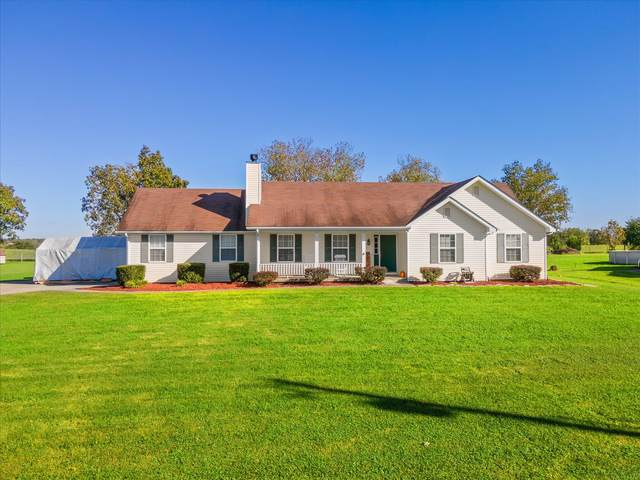 1013 Caroline Drive, Richmond, KY 40475 (MLS #20122602) :: Better Homes and Garden Cypress