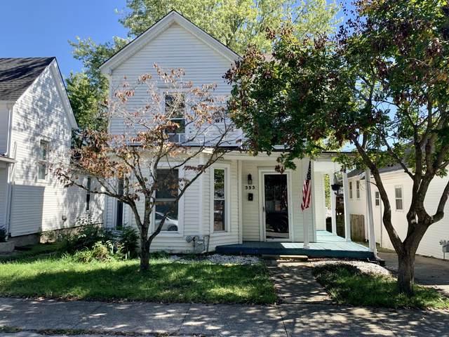 353 Fifth Street, Richmond, KY 40475 (MLS #20122615) :: Better Homes and Garden Cypress