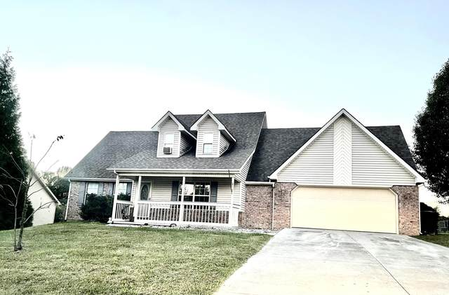207 Clover Pointe Drive, Somerset, KY 42503 (MLS #20122622) :: Better Homes and Garden Cypress