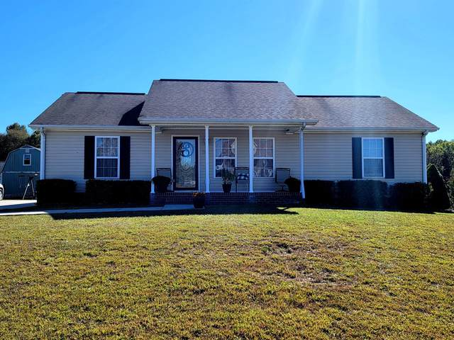 146 Cam Court Drive, Lily, KY 40740 (MLS #20122704) :: The Lane Team