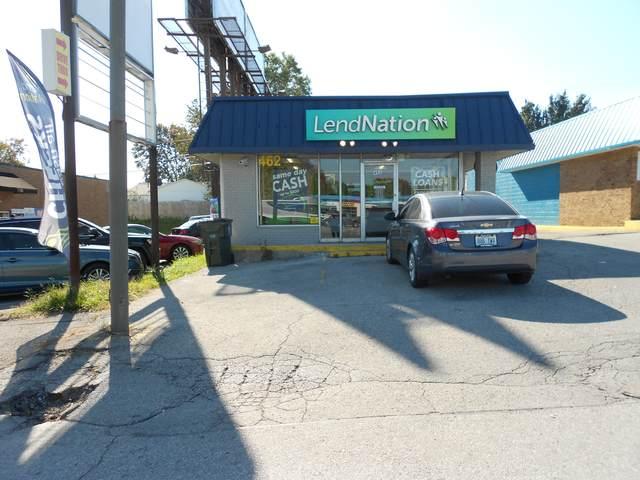462 E New Circle Road, Lexington, KY 40505 (MLS #20122780) :: Vanessa Vale Team